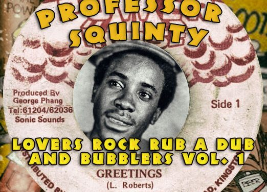 Half pint archives reggae vibes professor squinty lovers rock rub a dub and bubblers vol m4hsunfo