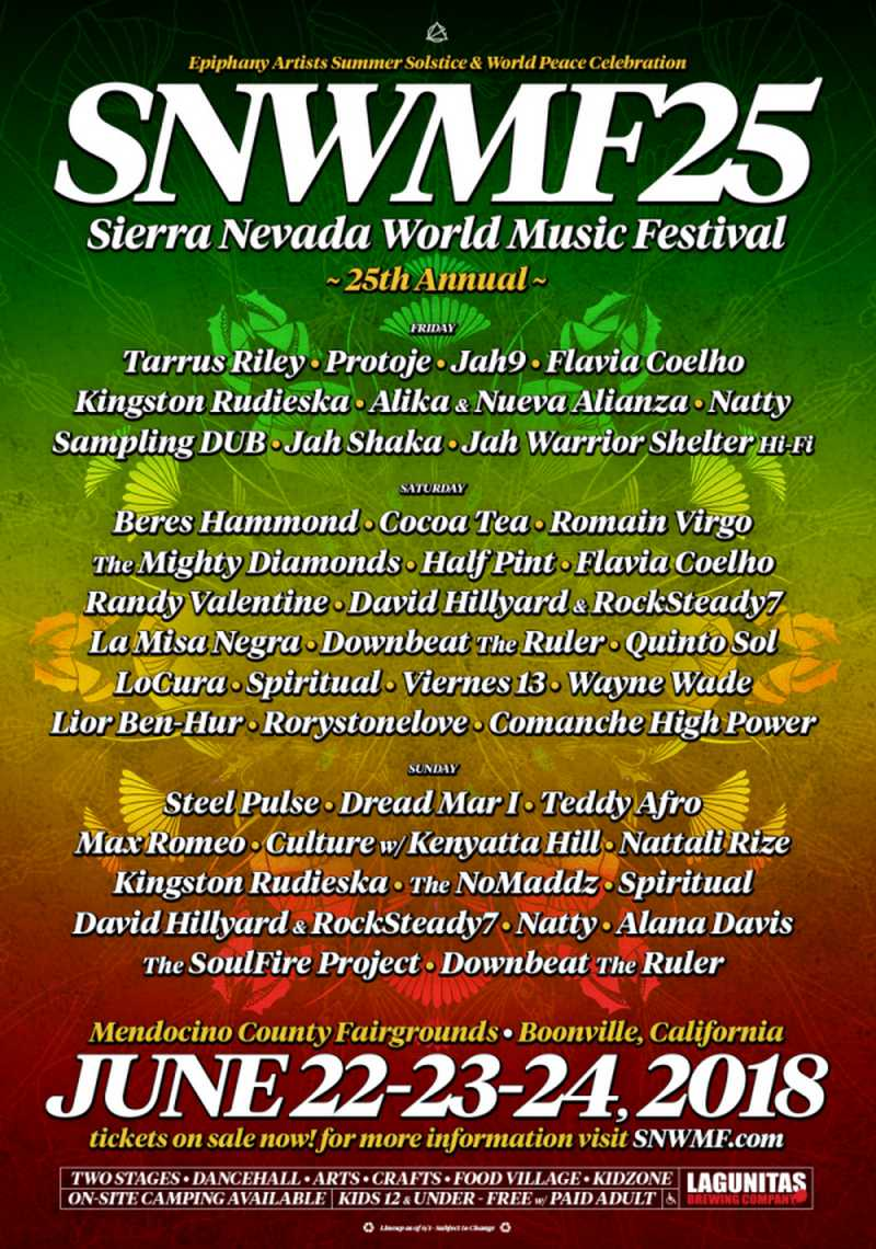 SNWMF 2018 Poster