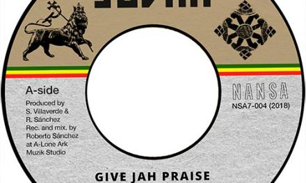 Sylvan White – Give Jah Praise