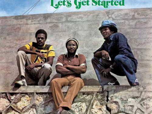 Tetrack – Let's Get Started / Augustus Pablo – Eastman Dub