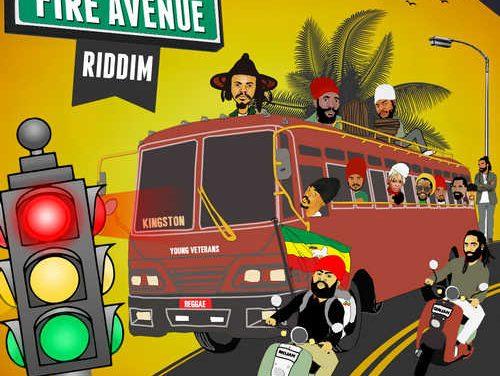 Various – Fire Avenue Riddim