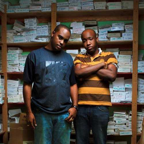 Producers duo Young Veterans