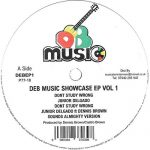 DEB Music Showcase EP Vol. 1: Junior Delgado - Don't Study Wrong