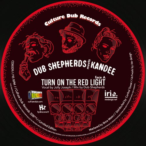 Kandee meets Dub Shepherds – Turn On The Red Light