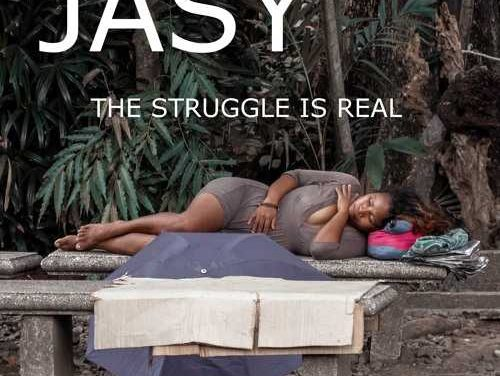 """Jasy's debut single """"The Struggle Is Real"""""""