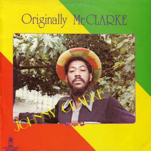 Originally Mr Clarke
