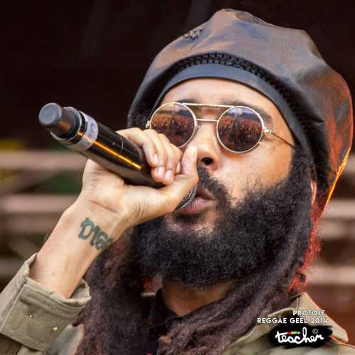 Protoje - A Matter Of Time