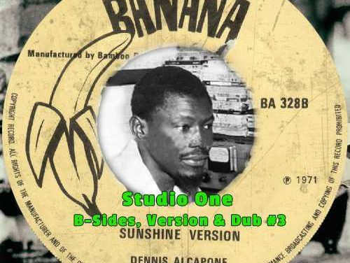 Studio One – B-Sides, Versions & Dubs #3