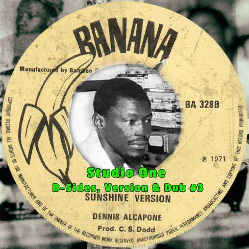 Studio One - B-Sides, Versions & Dubs #3