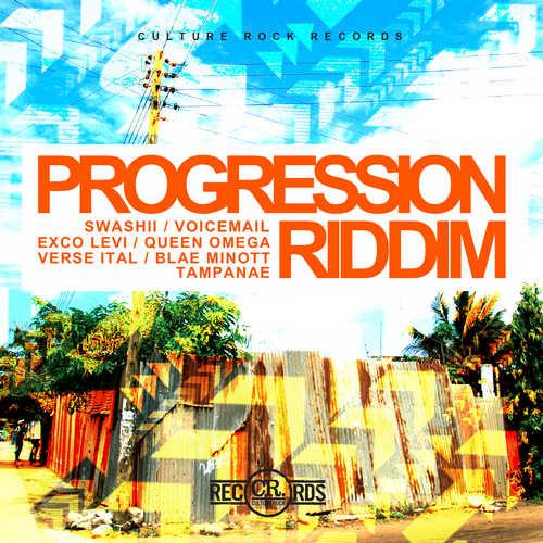 Various - Progression Riddim