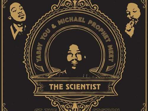 Yabby U & Michael Prophet Meet The Scientist – At The Dub Station