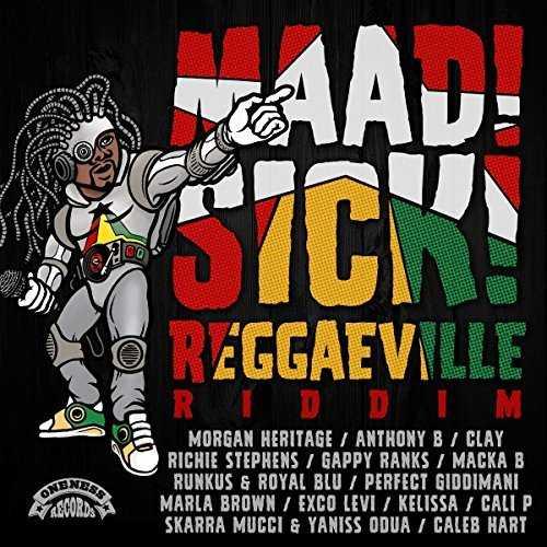 Various - Maad Sick Reggaeville Riddim