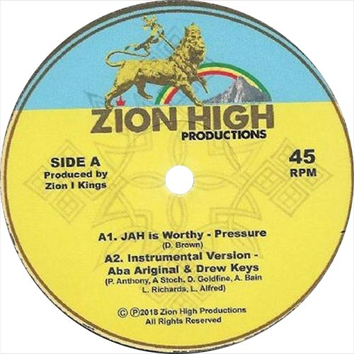 Pressure Busspipe - JAH is Worthy
