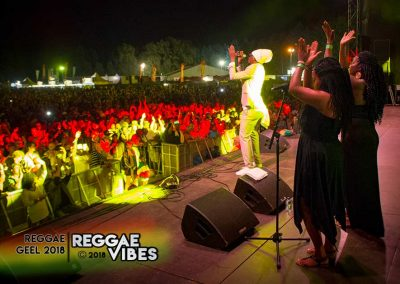 Anthony B - Reggae Geel 2018