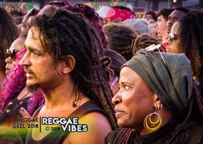 Audience - Reggae Geel 2018