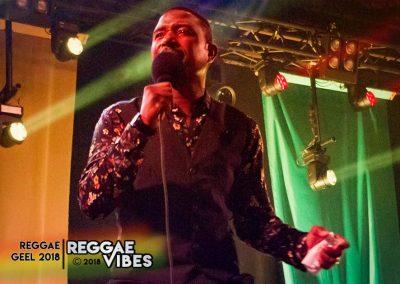 Bitty McLean - Reggae Geel 2018