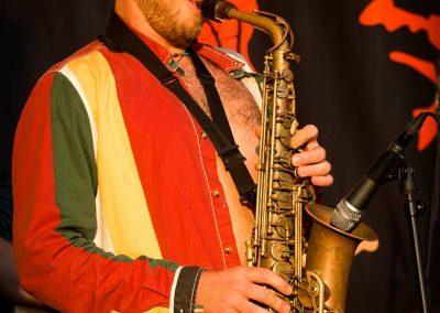 Chainska Brassika / Hornsman - Reggae Geel 2018