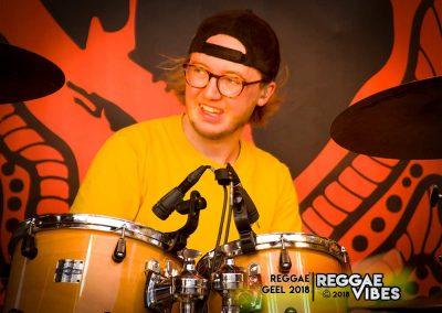 Drummie / Chainska Brassika - Reggae Geel 2018