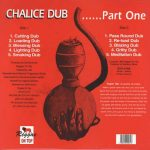 LP Chalice Dub Part One re-released