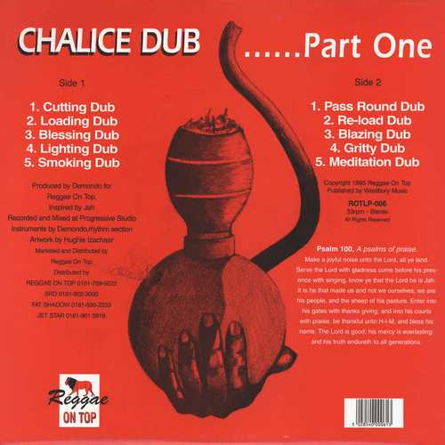 Chalice Dub - Part One