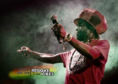 Cocoa Tea - Reggae Geel 2018