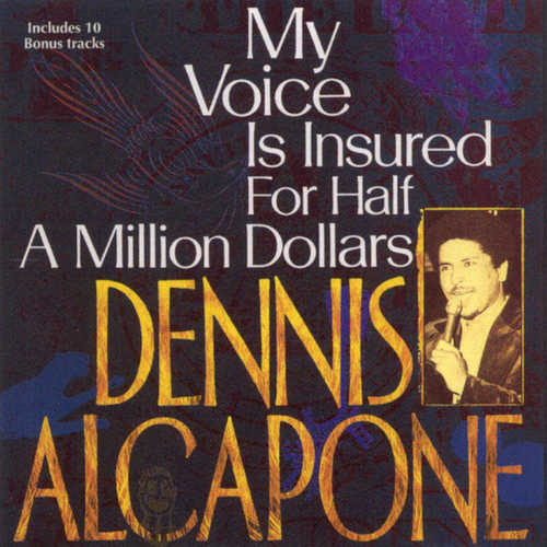 Dennis Alcapone – My Voice Is Insured For Half A Million Dollars