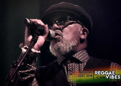 Henry Buttons - Reggae Geel 2018