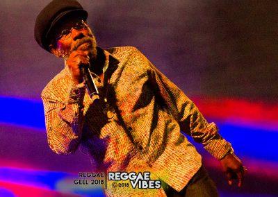 Johnny Osbourne - Reggae Vibes 2018