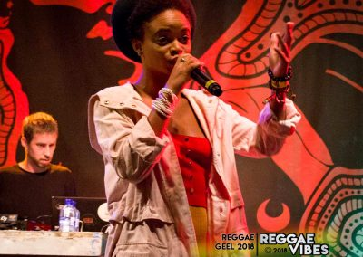 Lila Ike - Reggae Geel 2018