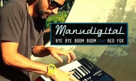Second single from Manudigital's new album