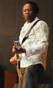 'Beltone' Neville Francis (Photo: William J. Ingalls 2008)