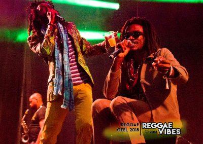 No-Maddz - Reggae Geel 2018