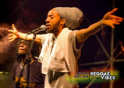 Ras Sempah / Royal Sounds - Reggae Geel 2018