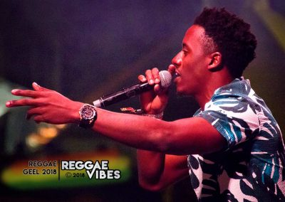 Romain Virgo - Reggae Geel 2018