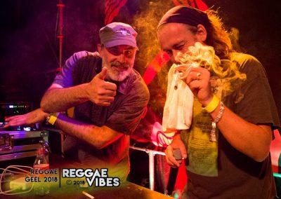 Rootstuff & Charlie Bong / Bong Productions - Reggae Geel 2018