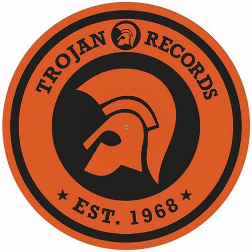 Logo Trojan Records