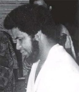 Winston Blake (Photo : Gleaner 1970)