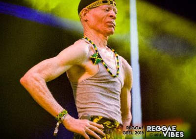 Yellowman - Reggae Geel 2018