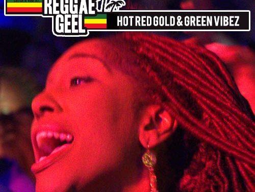 Reggae Geel 2018 – Hot Red Gold & Green Vibez