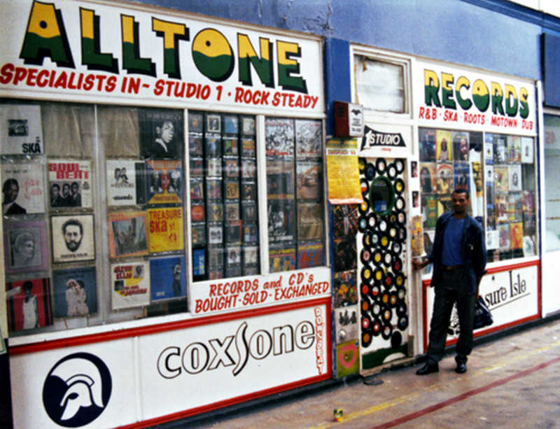 Alltone Records (Photo: Teacher)