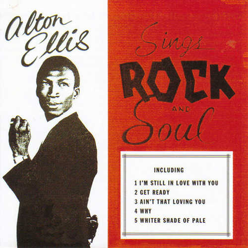 Alton Ellis - Sings Rock & Soul