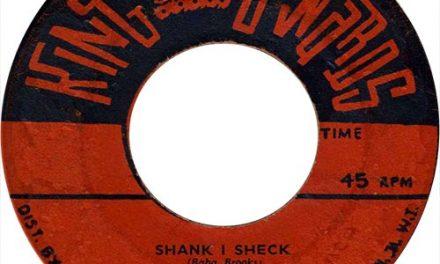 Shank I Sheck Riddim