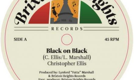 New single by Christopher Ellis
