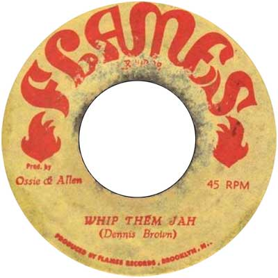 Dennis Brown - Whip Them Jah