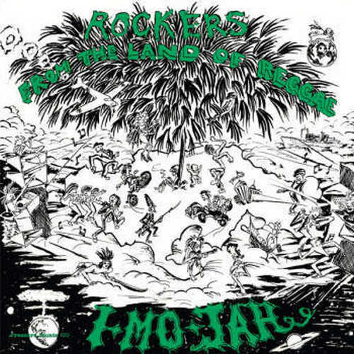 I-Mo-Jah – Rockers From The Land Of Reggae