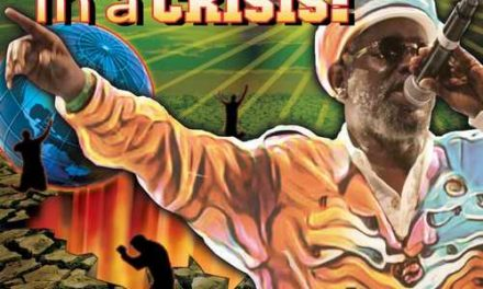 NEW: Johnny Osbourne – World In A Crisis