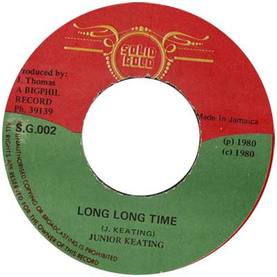 Junuior Keating - Long Long Time