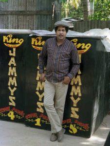 King Jammys (Photo: Beth Lesser)