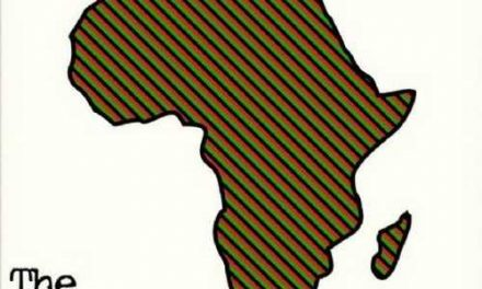 The Mighty Three's – Africa Shall Stretch Forth Her Hand