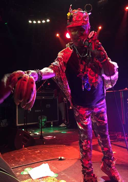 "Lee ""Scratch"" Perry (Photo: Stephen Cooper)"